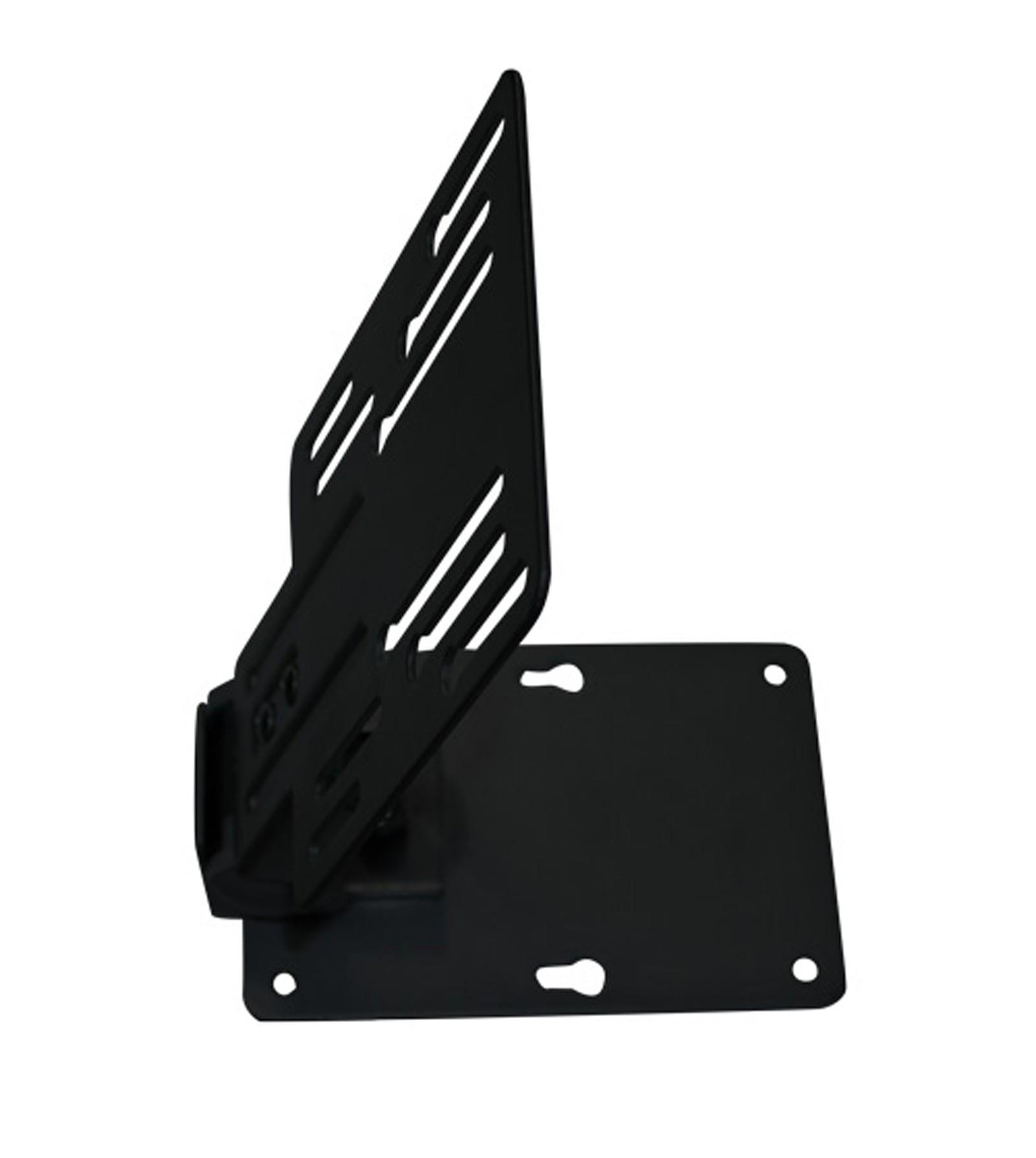 tv deckenhalterung unterbau deckenhalter bis 23 zoll klappbar schwenkbar schwarz ebay. Black Bedroom Furniture Sets. Home Design Ideas